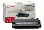 Картридж Canon FC-E16 Black 1492A003 FC-108 / 128 / 200 / 206 / 210 / 220 / 226 / 228 / 230 / 310 / 330 / 336 / 530, РС-740 / 750 / 760 / 770 / 780 / 860 / 880 / 890, 1492A003 ~ 2 000 стр@5% (А4) original