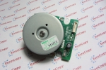 DC motor (мотор) HP CLJ CP5525 / 700 Color MFP M775, RM1-6088-000000 | RM1-6088-000CN