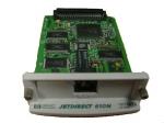 Принт-сервер HP JetDirect 610n J4169A ethernet 10 / 100Base-TX Внутренний сервер печати / Cетевая карта HP LJ серии 2100 / 2200 / 4000 / 4050 / 4100 / 5000 / 8000 / 8100 / 8150 / 9000, Color LJ 4500 / 4550 / 8500 / 8550, Mopier серии 240 и 320, DesignJet