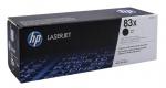 Картридж HP LJ 83X M201dw / M201n / M225dn / M225dw, CF283X ~ 2200 стр@5% (A4) original