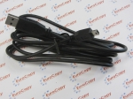 Кабель мини USB HP Universal Serial Bus Cable, USB A, Mini-USB B, Black, L2733-50001 Orig