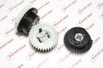 Муфта ролика захвата HP LJ M1120 / M1522 / M1536 / P1606DN / P1566 / P1505, RU6-0024 / RU6-0025