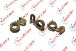 Підшипник гумового валу правий HP LJ 1320 / 1160 / 3390 / 2400 / 2420 / 2430 / P2015 / P2014 / M2727 / LBP-3300 / 3360 / LBP3310 / 3370 BUSHING, RC1-3609   RC2-0297 original