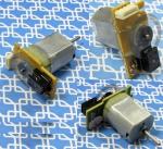 Мотор редуктора сканера HP LJ M1005 / M1120 / Color CM2, Q5584-60001-01 (аналог Q5484-60001-01) В КОМПЛЕКТ ШНЕК НЕ ВХОДИТ!!!