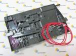 Вузол управління живленням на момент відкриття кришки картриджа в зборі HP LJ M607, RC4-8174